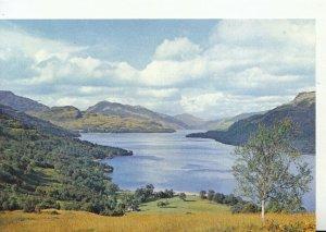 Scotland Postcard - Loch Lomond - Dunbartonshire - Ref TZ8672