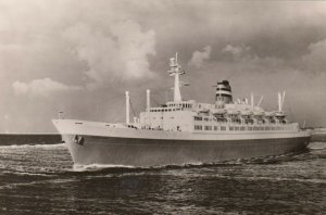 RP: Holland-America Line Ocean Liner  S.S.Statendam , 1930s