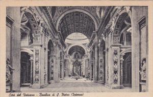 St. Peter's Basilica, Citta del Vaticano, VATICAN CITY, Italy, 1910-1920s