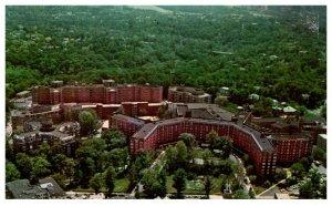 Washington D.C.  Sheraton Park Hotel & Motor Inn Aerial View