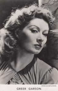 Greer Garson Vintage MGM Official Old Photo