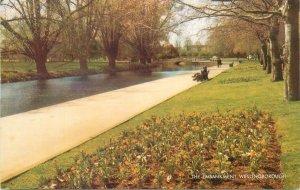 Postcard England Wellingborough, Northamptonshire