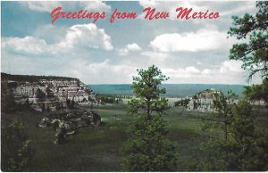 Greetings From New Mexico Petagai Valley Near Gallup