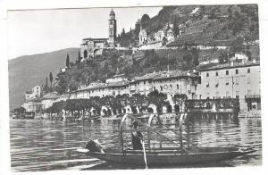 RP, Lago Di Lugano, Morcote, Ticino, Switzerland, 1920-1940s