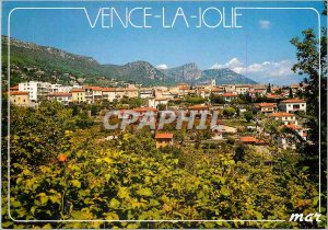 Postcard Modern French Riviera French Riviera Vence la Jolie General view of ...