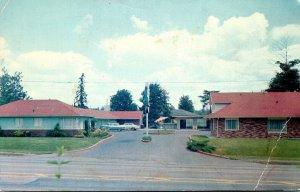 Oregon Portland Oliver's Motel 1958