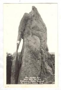RP; The Needles Eye, Black Hills, South Dakota, 30-40s