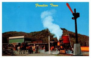 11456     NY Frontier Town    Railroad leaving Prarie Junction