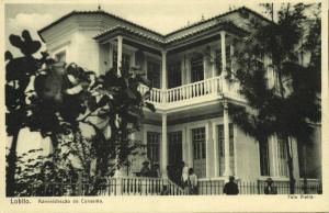 angola, LOBITO, Administração do Conselho (1920s)