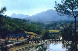 China Shaoshan Chairman Mao's Early home