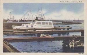 Michigan Escanaba Yacht Harbor