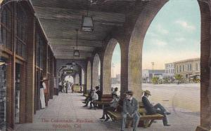 The Colonnade Pavilion , REDONDO , California , PU-1909