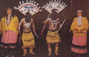 Apache Indian Devil Dancers , 40-50s
