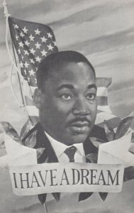 MARTIN LUTHER KING ,  I Have a Dream , 1960s