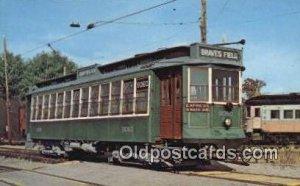 Seashore's No 5060, Semi Convertibles Seashore Trolley Museum, Kennebunkport,...
