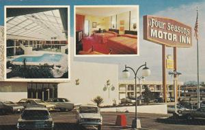 ALBUQUERQUE , New Mexico, 50-60s ; Four Seasons Motor Inn
