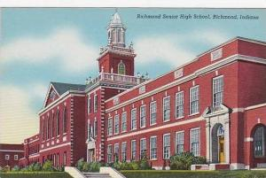 Indiana Richmond Senior High School