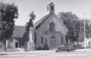 RP: Methodist Church , LUVERNE , Minnesota , 1940s