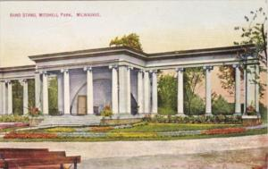 Wisconsin Milwaukee Band Stand In Mitchell Park