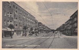 Netherlands Rotterdam-Charlois Wolphaertsbocht