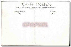 Old Postcard Chateau de Pierrefonds North Coast