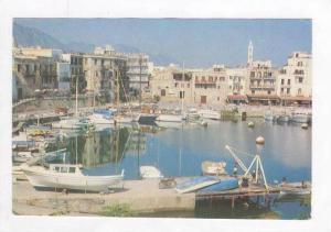 Cyprus, PU-1989, KYRENIA Harbor