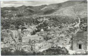 RPPC View of Guanajuato, Guanajuato Mexico