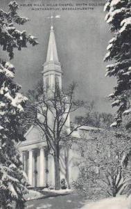 Massachusetts Northampton Smith College Helen Hills Chapel Artvue