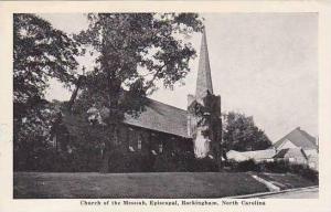 North Carolina Rockingham Church Of The Messiah Episcopal