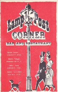 Lamp Post Corner Bar and Restaurant