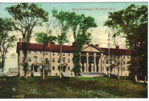 Acadia Seminary , WOLFEVILLE , Nova Scotia , Canada , 00-10s