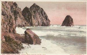 AVALON, Santa Catalina, California, 1900-10s; Sugar Loaf & Surf