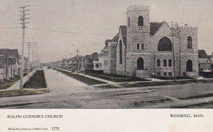 WINNIPEG, Manitoba, Canada, 1900-1910's; Ralph Connor's Church