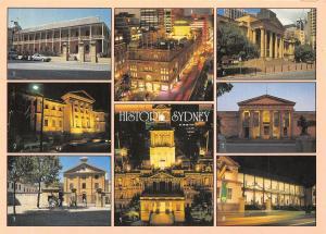 Australia Sydney Historic Landmarks The Mint Museum The Town Hall