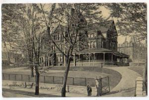 Governor's Mansion, Albany NY