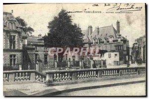 Postcard Old Orleans Hotel Hardouineau