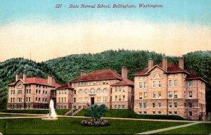 Washington Bellingham State Noormal School
