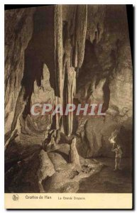 Postcard Ancient Caves of Han Great Drapery