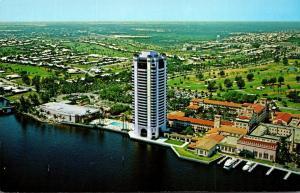 Florida Boca Raton Aerial View Boca Raton Hotel and Club