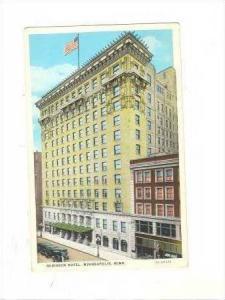 Radisson Hotel, Minneapolis, Minnesota, 1910s