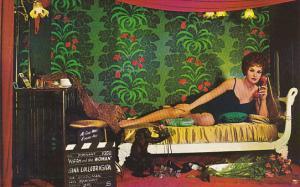 Gina Lollobrigida Movieland Wax Museum Buena Park California