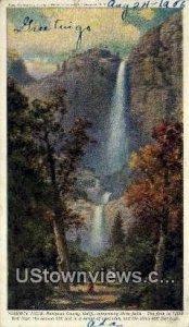 Yosemite Falls - Mariposa County, CA
