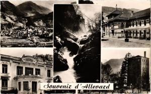CPA Souvenir d'ALLEVARD - ALLEVARD-les-BAINS - Vue générale (295944)