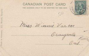 GUELPH, Ontario, Canada, PU-1907; Central School