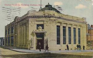 Chelsea Trust Co. Building, Chelsea, Massachusetts, PU-1911