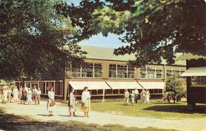 North East Maryland Sandy Cove Bible Conference Vintage Postcard K43752