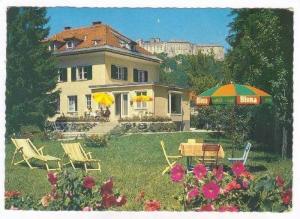 Pension  NONNTAL , Salzburg, Austria, PU-1957