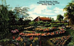 Kentucky Bowling Green Colonial Kentucky Garden Western Kentucky State Colleg...