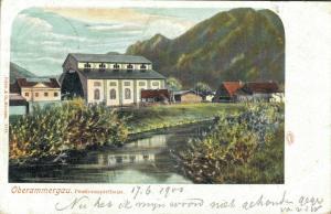 Germany Oberammergau Passionsspielhaus 02.43