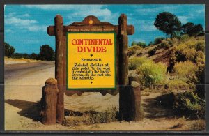 New Mexico - Continental Divide - [NM-028]